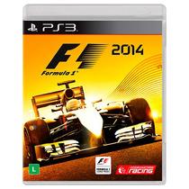 Formula 1 2014 - Ps3 Mania Virtual