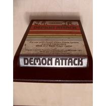 Demon Attack Atari 2600 Cartucho Fita Jogo Game Dactar Cce