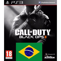Call Of Duty Black Ops 2 Ps3 Português Código Psn