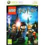 Jogo Original Xbox 360 Lego Harry Potter Years1-4 Frete 10r$