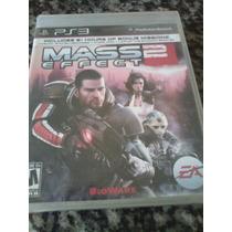 Jogo Ps3 Mass Effect 2 Novo Lacrado - Frete Gratis