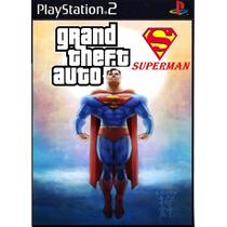 Patch Gta Superman Ps2 Frete Gratis