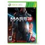 Mass Effect 3 Xbox 360 Novo/lacrado