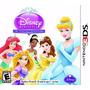 Disney Princess My Fairytale Adventure - 3ds (novo-lacrado)