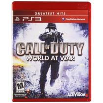 Call Of Duty World At War - Ps3 - Pronta Entrega!