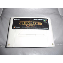 Cartucho Japônes - Famicom - The Chessmaster