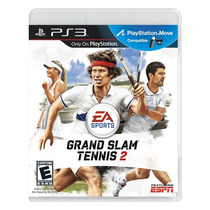 Playstation 3 - Grand Slam Tennis 2