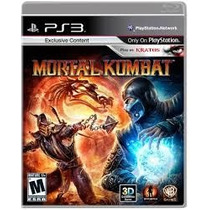 Mortal Kombat 9 Komplete Edition Ps3 Psn Digital Primária