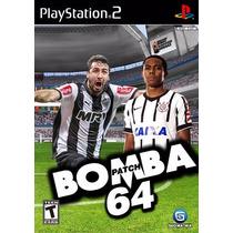 Bomba Patch 64 Brasileirão2015 A-b Patch Play2