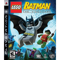 Lego Batman: The Videogame - [ps3] Lacrado