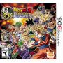 Dragon Ball Z: Extreme Butoden - 3ds - Pronta Entrega!