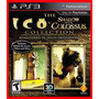Ico E Shadow Of The Colossus Ps3 Psn Classico Oferta!!