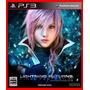 Final Fantasy 13 Xiii Lightning Returns Ps3 Psn
