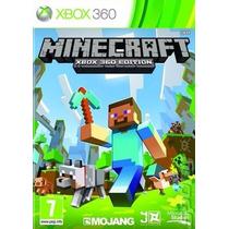 360 - Minecraft - Em Português - Novo - Lacrado