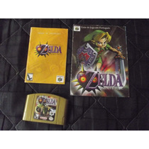 The Legend Of Zelda Majoras Mask Para Nintendo 64