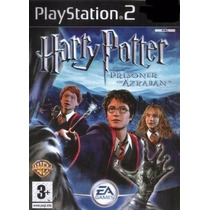 Jogo Ps2 - Harry Potter And The Prisioner Of Azkaban
