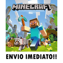 Minecraft - Jogo De Pc Original - Envio Imediato !