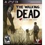 Jogo The Walking Dead Ps3 Midia Fisica Lacrado Nota Fiscal