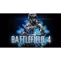 Battlefield 4 Dublado Em Português Br + Call Of Duty 4