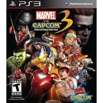 Marvel Vs Capcom 3 Playstation 3