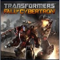Transformers/ Fall Of Cybertron Edição Ouro Jogos Ps3 Código