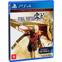 Final Fantasy Type 0 Hd Day One Edition Ps4 Mídia Física