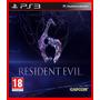 Resident Evil 6 Re 6 Ps3 Psn Br Promocao
