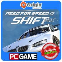 Need For Speed: Shift Origin Cd-key Global Nfs