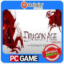 Dragon Age: Origins - Ultimate Edition Origin Cd-key Global