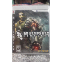 Bionic Commando Ps3 Original