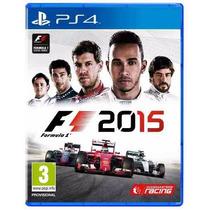 F1 2015 - Ps4 - Original 1 - Conta Primária Original Digital
