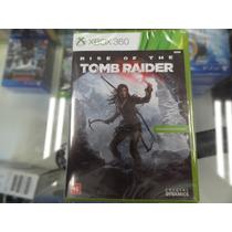 Rise Of The Tomb Raider Xbox 360 Lançamento 10/11