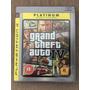 Jogo Gta Iv Gran Theft Auto 4 Para Ps3 Original!