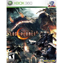 Jogo Xbox 360 - Lost Planet 2 - Usado