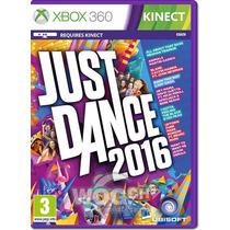 Just Dance 2016 Xbox 360 Mídia Física Em Português Br