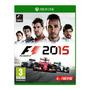 Formula 1 2015 F1 15 100% Em Português Mídia Física Xbox One