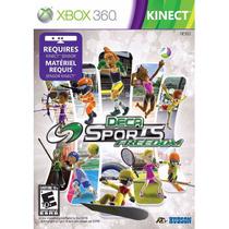 Jogo Kinect Deca Sports Freedom Original Para Xbox 360 A5486