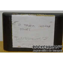O Jovem Indiana Jones - Instruments Of Chaos - P/ Mega Drive