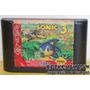 Sonic 3 The Hedgehog - Salvando Perfeitamente - Mega Drive