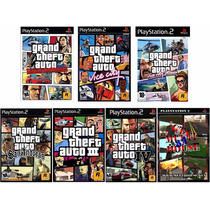 Patchs Gta (kit De 7) San Andreas, Gta 3, Gta 4, Multihouse