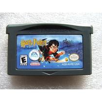 Gba: Harry Potter Original Americano!! Raríssimo!! Jogaço!!