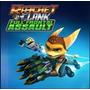 Ratchet & Clank/ Full Frontal Assaul Onejogos Ps3 Codigo Psn