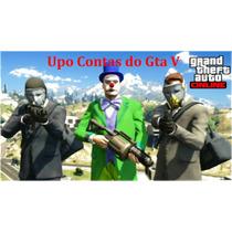 Up Conta Gta V Online Xbox One