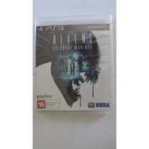 Alien Colonial Marines Ps3 Novo E Lacrado