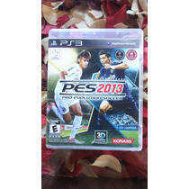 Pes 2013 - Mídia Física - Playstation 3 - Ps3