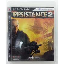Resistance 2 - Ótimo Estado.