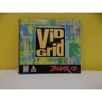 Vid Grid - Atari Jaguar Cd - Completo!