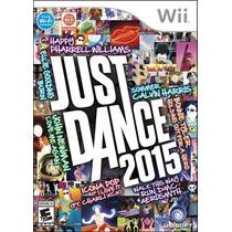 Jogo Just Dance 2015 - Nintendo Wii
