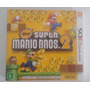 New Super Mario Bros. 2 N3ds Lacrado - Versão Com Luva!!