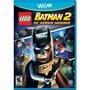 Lego Batman 2 Wii U Lacrado Ed. Brasil ! Promoção !!
